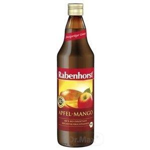 Rabenhorst Jablkovo-mangová šťava Bio 1×750 ml, bez pridaného cukru