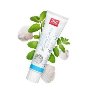 Splat Professional Biocalcium bioaktívna zubná pasta pre obnovu zubnej skloviny a šetrné bielenie (Enamel Restoration and Safe Whitening) 100 ml