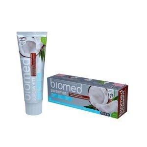 Biomed Superwhite bieliaca zubná pasta 100 g