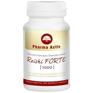 Pharma Activ Reishi forte 1000 cps 1x90 ks