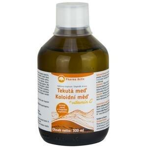 Pharma Activ koloidná meď plus Vitamín C 300 ml