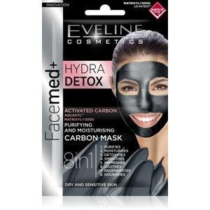 Facemed Hydra Detox pleťová maska 8v1 2x5 ml