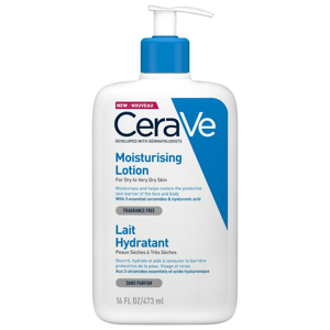 CeraVe Hydratačné mlieko na suchú až veľmi suchú pokožku 473 ml