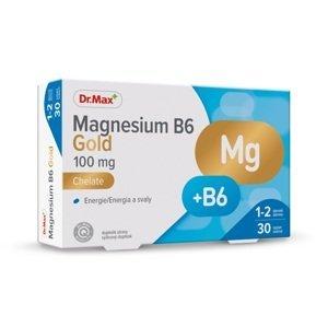 Dr.Max Magnesium B6 Gold 30 tbl