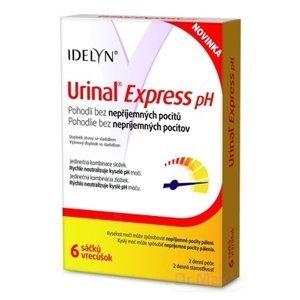 Walmark Urinal Express pH 6 ks