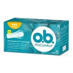 o.b. ProComfort Normal 32 ks