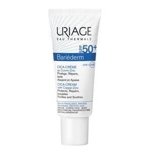 Uriage Bariéderm Cica-Cream with Copper Zinc SPF 50+ 40 ml