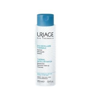 URIAGE MICELLAR WATER NORMAL TO DRY BLUE 1×250 ml, micelárna voda