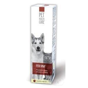 PET HEALTH CARE FYTO SPRAY repeletný, pre psov a mačky 1x200 ml