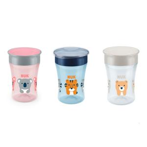 NUK Magic Cup 1×1 ks, 230 ml, detský pohár