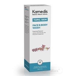 Kamedis Topic skin umývací gél na tvár a telo 200 ml