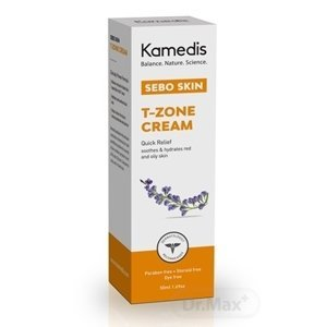 Kamedis Sebo skin krém na T-zónu 50 ml