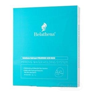 Belathena hydrogelové masky s Beta-Glukanem+HA 4 ks