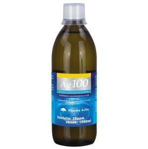 Trix Ag.100 Koloidné striebro 20 ppm 1000 ml