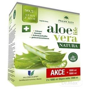 Pharma Activ AloeVeraLife Natura 2 x 1000 ml