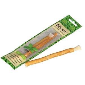 Siwak Miswak prírodná zubná kefka príchuť Mäta 1 ks