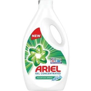 Ariel tekutý Mountain Spring 48 praní