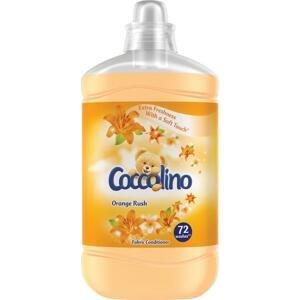 Coccolino Orange Rush koncentrovaná aviváž 72 PD 1800 ml