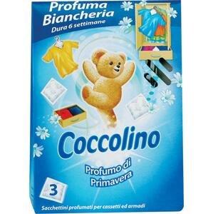 Coccolino voňavé vankúšiky 3 ks