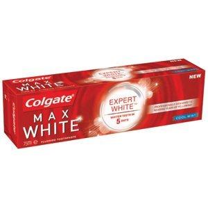 Colgate Max White Expert White Cool mint zubná pasta 75 ml