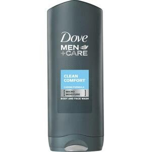 Dove Men+ Care Clean Comfort sprchový gél 400 ml