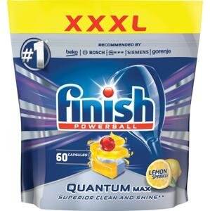 Finish Tabs Quant.Max Lemon 60 kusov