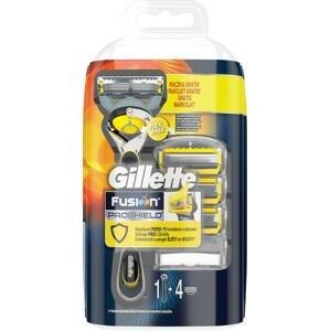 Gillette Fusion ProSh FB NH +rúčka 4 kusy
