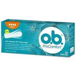 o.b. ProComfort Super 16 ks