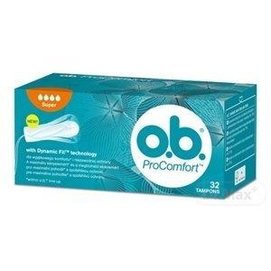 o.b. ProComfort super 32 ks