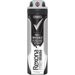 Rexona Men Invisible Black + White deospray 150 ml
