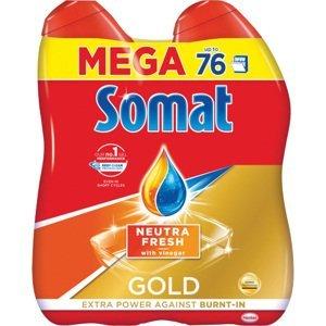 Somat MEGA Gel Gold NeutraFresh 2x684 ml
