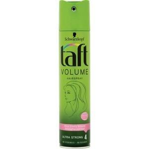 Taft Volume Power silno tužiaci lak na vlasy pre väčší objem 250 ml