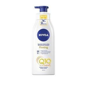 Nivea Q10 Plus Firming spevňujúce telové mlieko na normálnu pokožku 400 ml