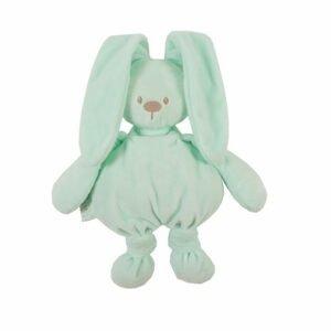 Hračka plyšová zajačik Lapidou cuddly mint 1 kus