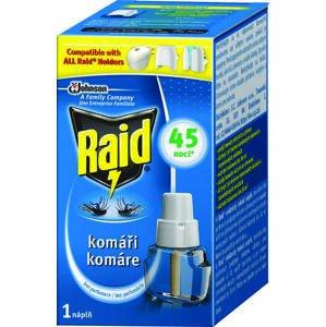Raid - 45 nocí bez komárov 30ml náhradná náplň