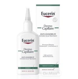 Eucerin DermoCapillaire vlasové tonikum proti lupinám (Intense Tonic - Anti-Dandruff) 100 ml