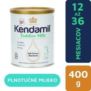 Kendamil batoľacie mlieko 3 400 g