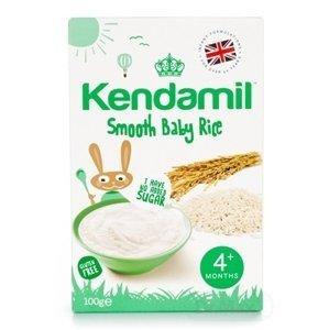 KENDAMIL Jemná ryžová kaša obilná (od ukonč. 4. mesiaca) 1x100 g