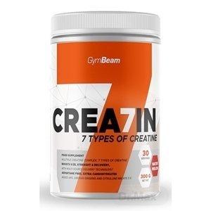 GymBeam CREA7IN prášok, príchuť vodný melón 1x300 g