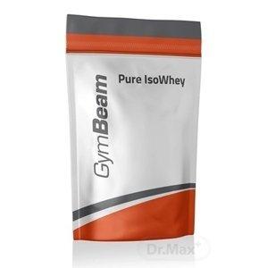 GymBeam Proteín Pure IsoWhey 1×1000 g, sušený proteín