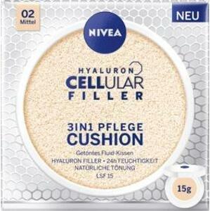 NIVEA Ošetrujúci make-up 02 Cellular 15 g - 02 stredný odtieň