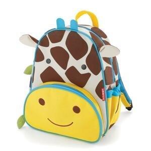 Zoo batôžtek - Žirafka 3+ 1×1 ks, batôžtek so žirafou