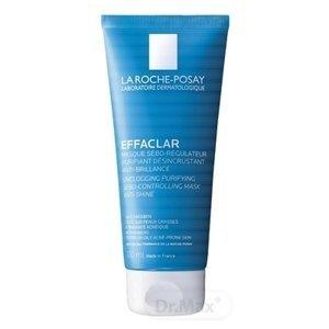 La Roche-Posay Effaclar čistiaca maska pre redukciu kožného mazu a minimalizáciu pórov Paraben Free 100 ml