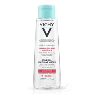 VICHY PURETE THERMALE MINERAL Micelárna voda sensitive 1x200 ml