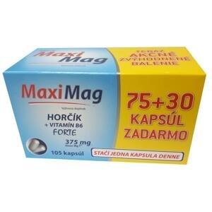 Zdrovit MaxiMag Hořčík+vit.B6 75+30 tabliet