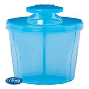 Zásobník na mlieko modrý 1 kus