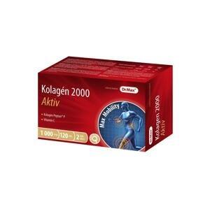 Dr.Max Kolagén 2000 Aktiv 120 tabliet