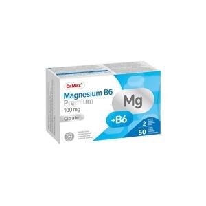 Dr.Max Magnesium B6 Premium 50 tabliet