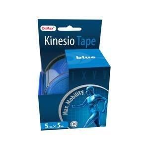Dr.Max Kinesio Tape blue 5 cm x 5 m, 1 ks