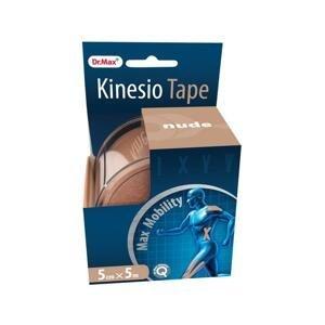 Dr.Max Kinesio Tape nude 5 cm x 5 m, 1 ks
